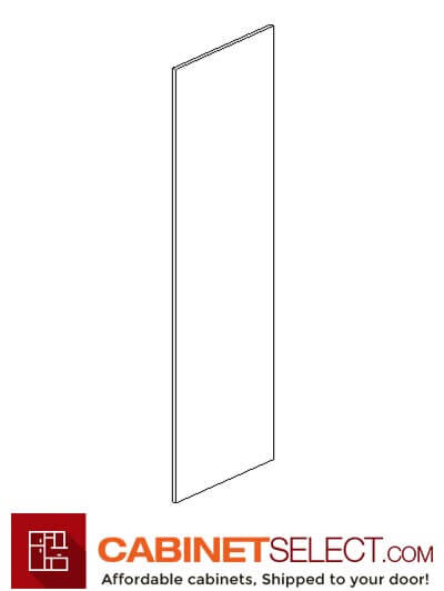 "SB-REP2484(3)-.75"": Signature Brownstone 24"" Deep Refrigerator End Panel"