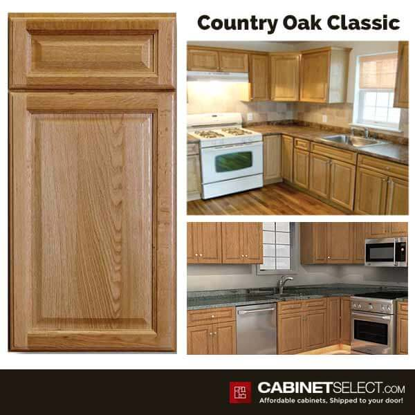 Forevermark Country Oak Classic Kitchen