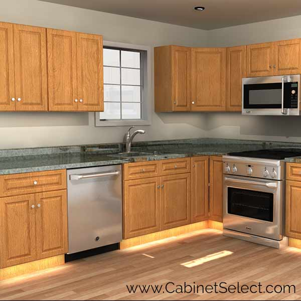 Country Oak Classic Kitchen