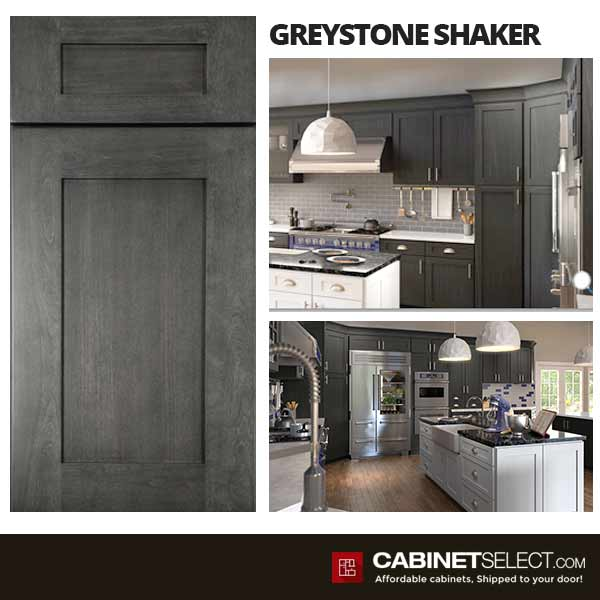 Greystone Shaker Kitchen