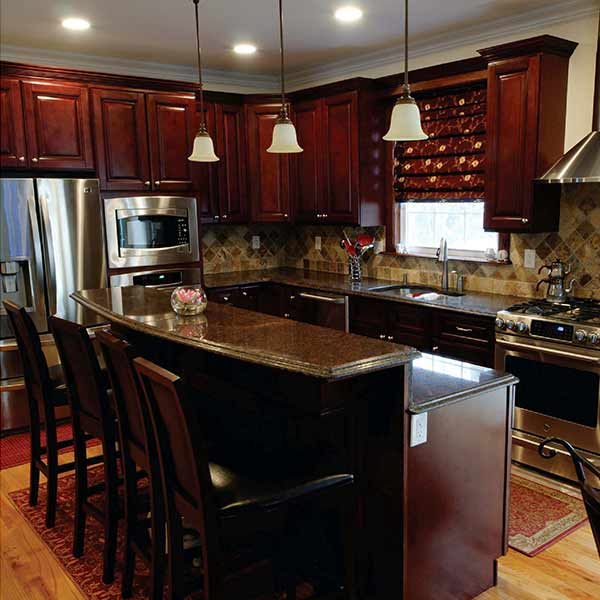 Forvermark Pacifica Kitchen Cabinets