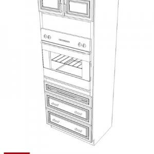 Pantry Oven Cabinet