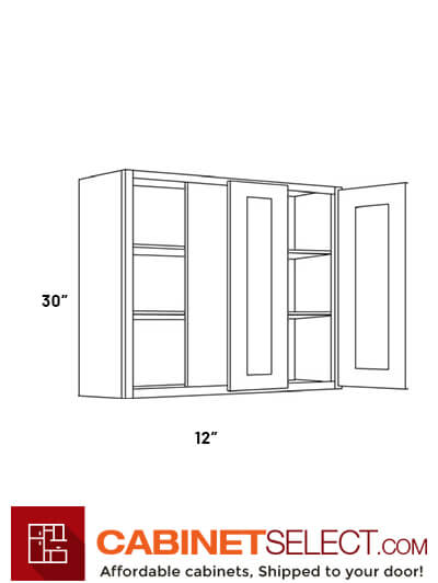 High Blind Wall Cabinets 3030